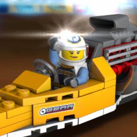 Lego City 2 Monster Jump Graj W Bezpłatne Gry Online An Joyland